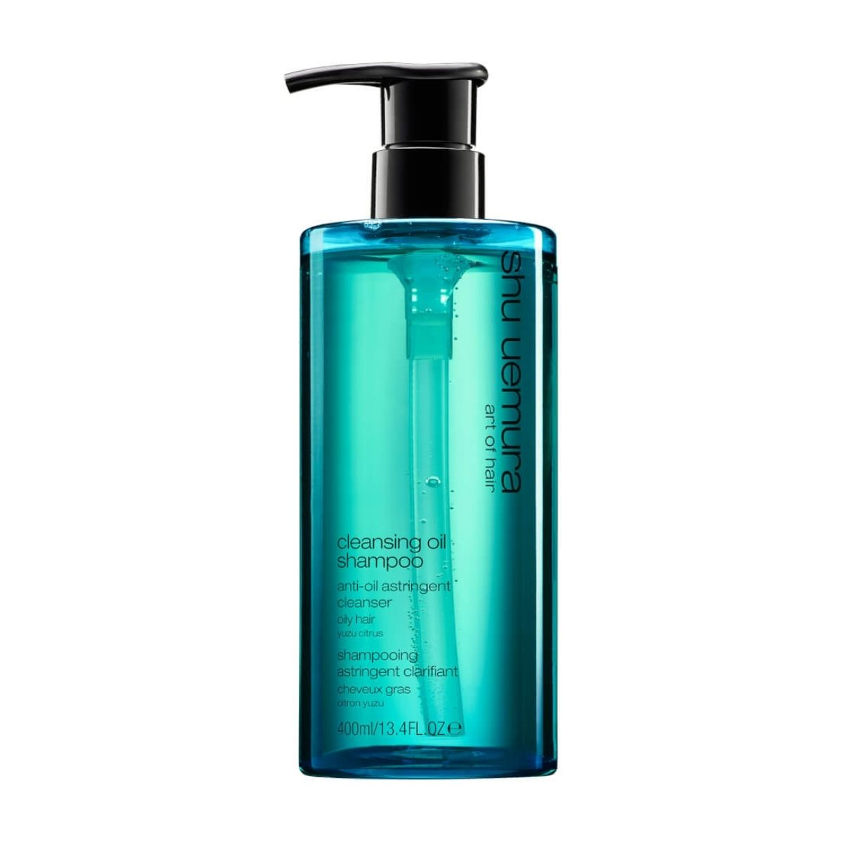 Shu Uemura Cleansing Oil Anti-Oil Astringent Shampoo - Oily Hair