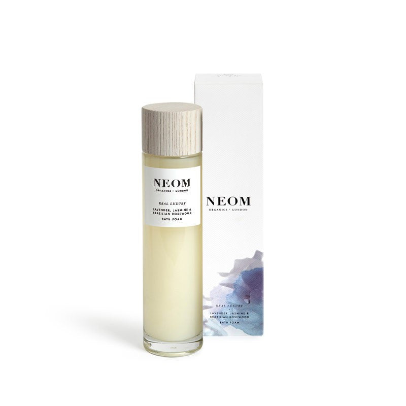 Neom Scent to De-Stress Real Luxury Bath Foam