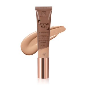 Sculpted By Aimee Connolly Second Skin Dewy Foundation