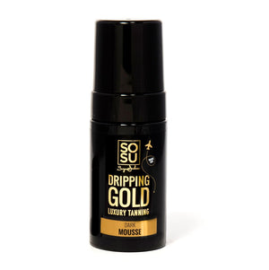 SOSU Dripping Gold Dark Mousse Travel Size