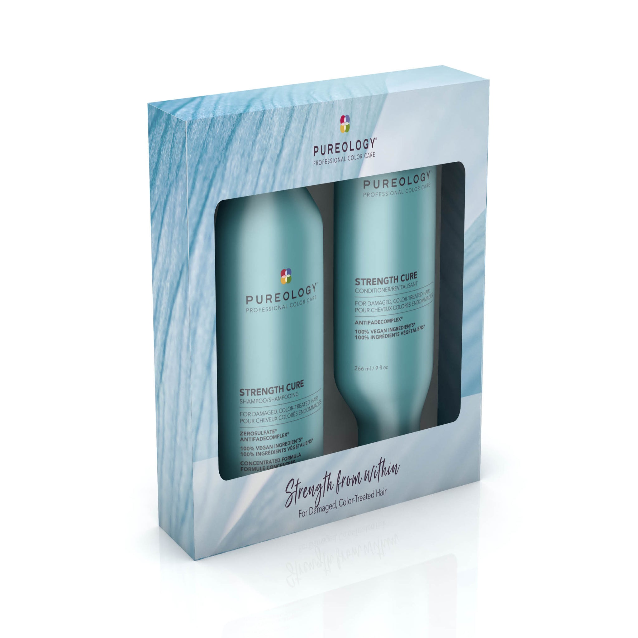 Pureology Strenght Cure Duo Gift Set