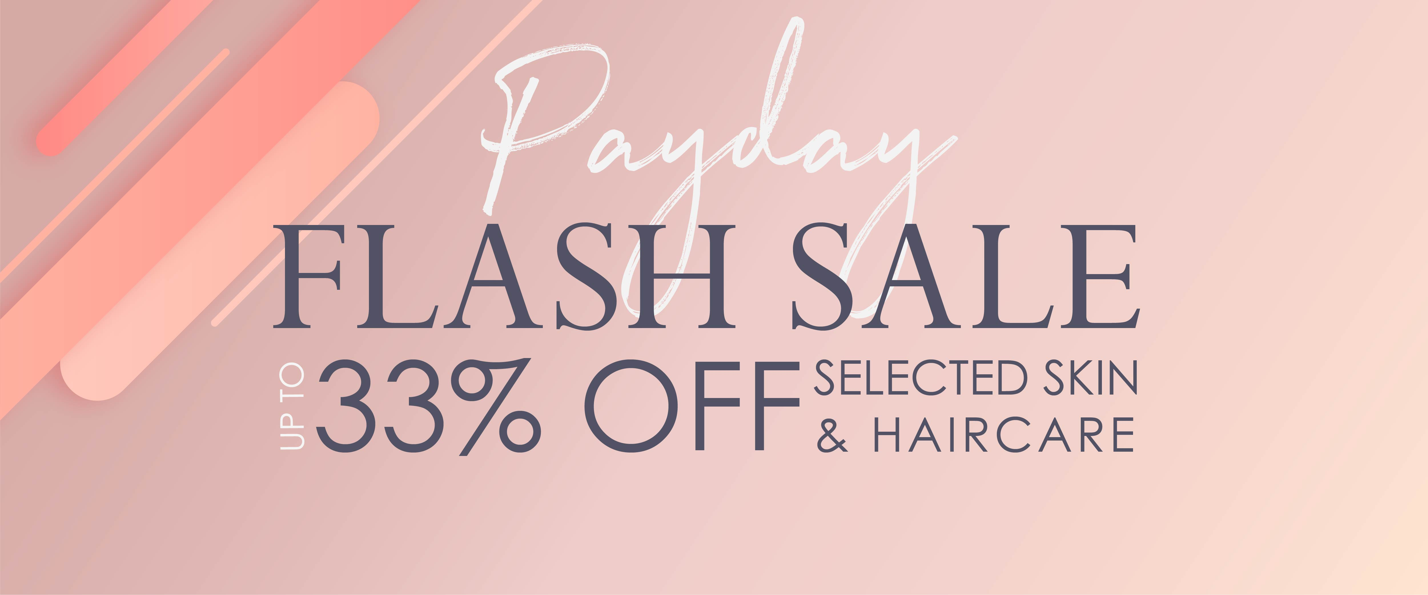 Payday Flash Sale