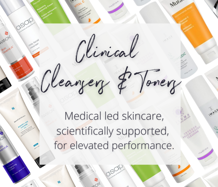Clinical Cleansers & Toners