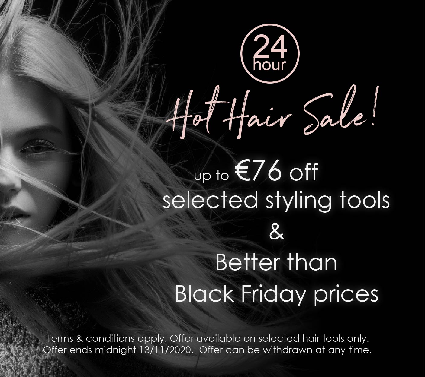 Hot Hair Electronic Sale
