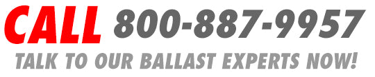Call our amazing ballast guys for wonderful things to happen!