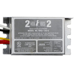 Fulham WH2-120-C WorkHorse CFL Adaptable Ballast - HPF