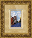 North Maysville St  Mt Sterling Fine Art Print on Paper Canvas or Wood by Brenda Salyers Arts - BSAhomegoodies.com