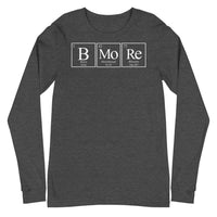 BMORE elemental long sleeve t-shirt