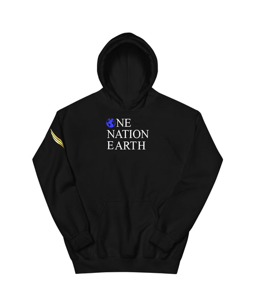 O.N.E. Earth - Voyager pullover hoodie