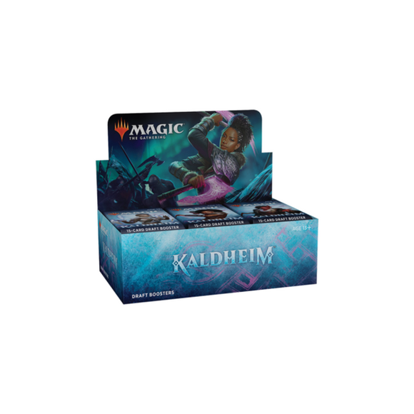 MTG KALDHEIM DRAFT BOOSTER BOX (Preorder and Pick Up Jan 29)