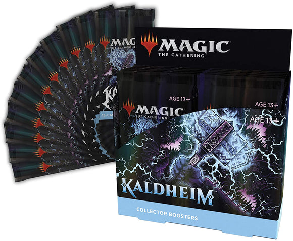 MTG KALDHEIM COLLECTOR BOOSTER BOX (Available Feb 5)