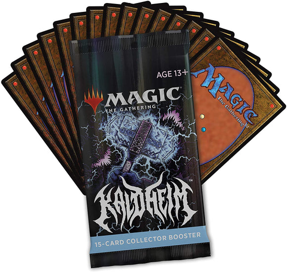 MTG KALDHEIM COLLECTOR PACK (Available Feb 5)