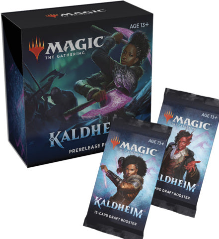 MTG KALDHEIM Prerelease from Home Pack (Jan29 - Feb5)