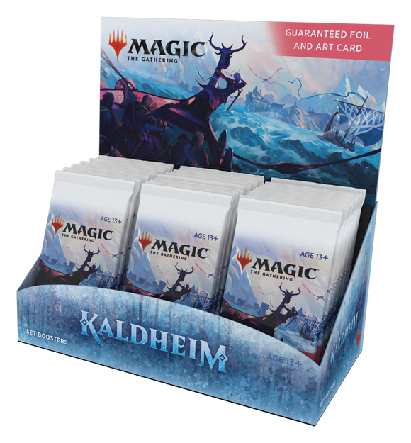 MTG KALDHEIM SET BOOSTER BOX (Available Feb 5)