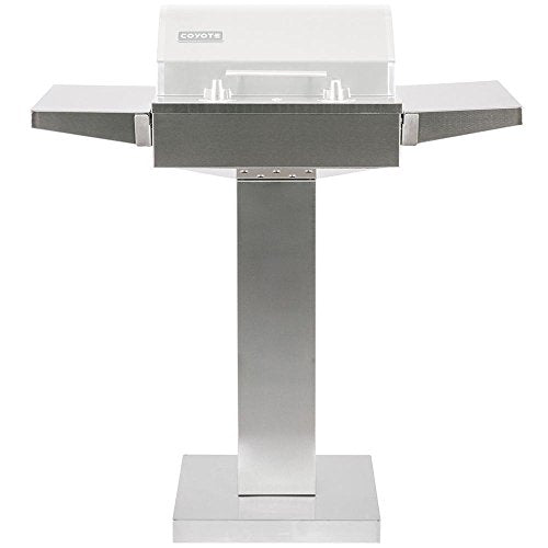 Coyote Portable Electric Grill Pedestal - C1elct21 - Coyote Electric Outdoor Grill Accessories