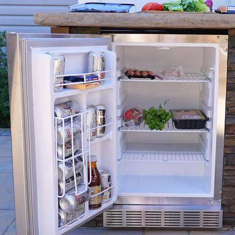 3ft Electric Island Only Refrigerator
