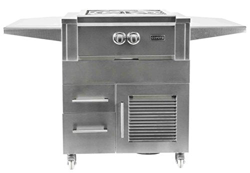 Coyote C2UNCT Universal Cart for Grill - Coyote Kitchen Accessories & Grill Parts
