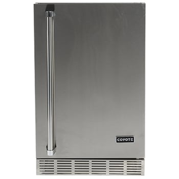 "21"" Coyote Refrigerator With Left Hinge  - CBIR-L"