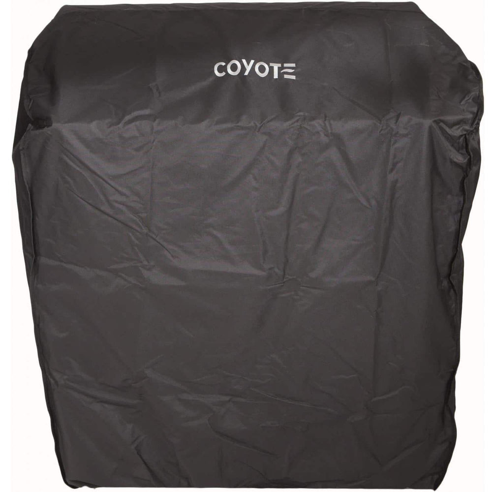 "Coyote 36"" Pellet Grill On Cart Cover"