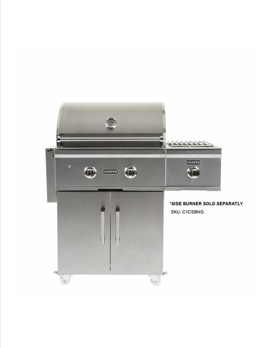 "Coyote C-Series 28"" Freestanding Gas Grill - (C1C28-FS)"