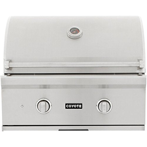 "Coyote C-Series 28"" Grill Built In - Coyote Outdoor C Series BBQ Grill"