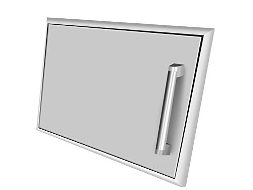 "Coyote CSA1724 Single Access Door 17x24"" - Coyote Home Living Doors & Accessories"
