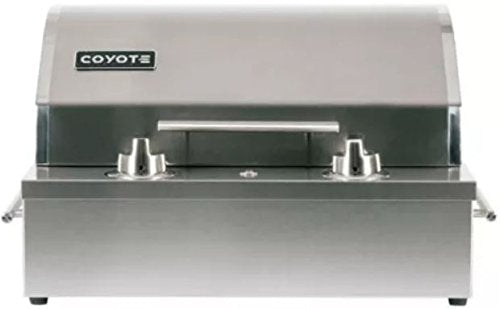 Electric Grill Single Built In -  Coyote Gas Electric BBQ Grill & Parts & Appliances