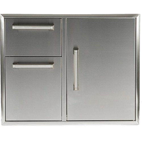 "Coyote 31"" Door & Drawer Combo - Coyote Built In Home Living Products & Appliances"