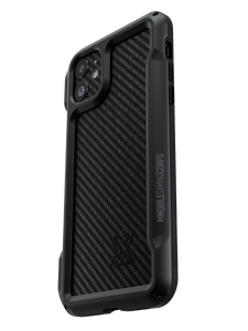 Aura Gaming Case for iPhone 11 - CARBON