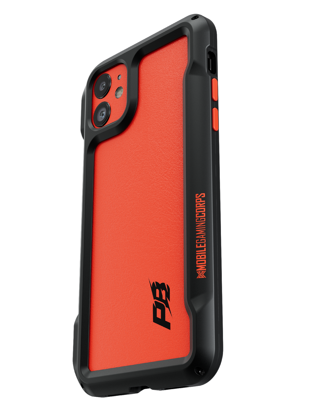 Aura Gaming Case for iPhone 11 - POWERBANG EDITION