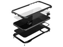 Load image into Gallery viewer, Aura Gaming Case for iPhone 11 - CARBON