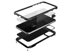 Aura Gaming Case for iPhone 11 Pro - CARBON