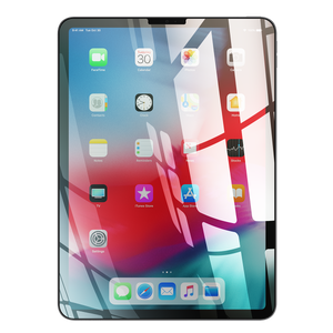 "GLACIA Tempered Glass Screen Enhancer for iPad Pro 11"" and iPad Air 4"