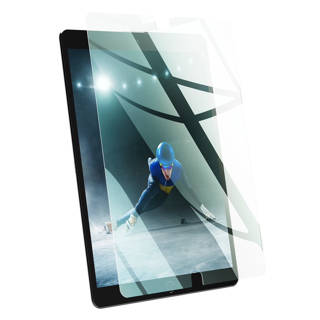 GLACIA Tempered Glass Screen Enhancer for iPad 10.2