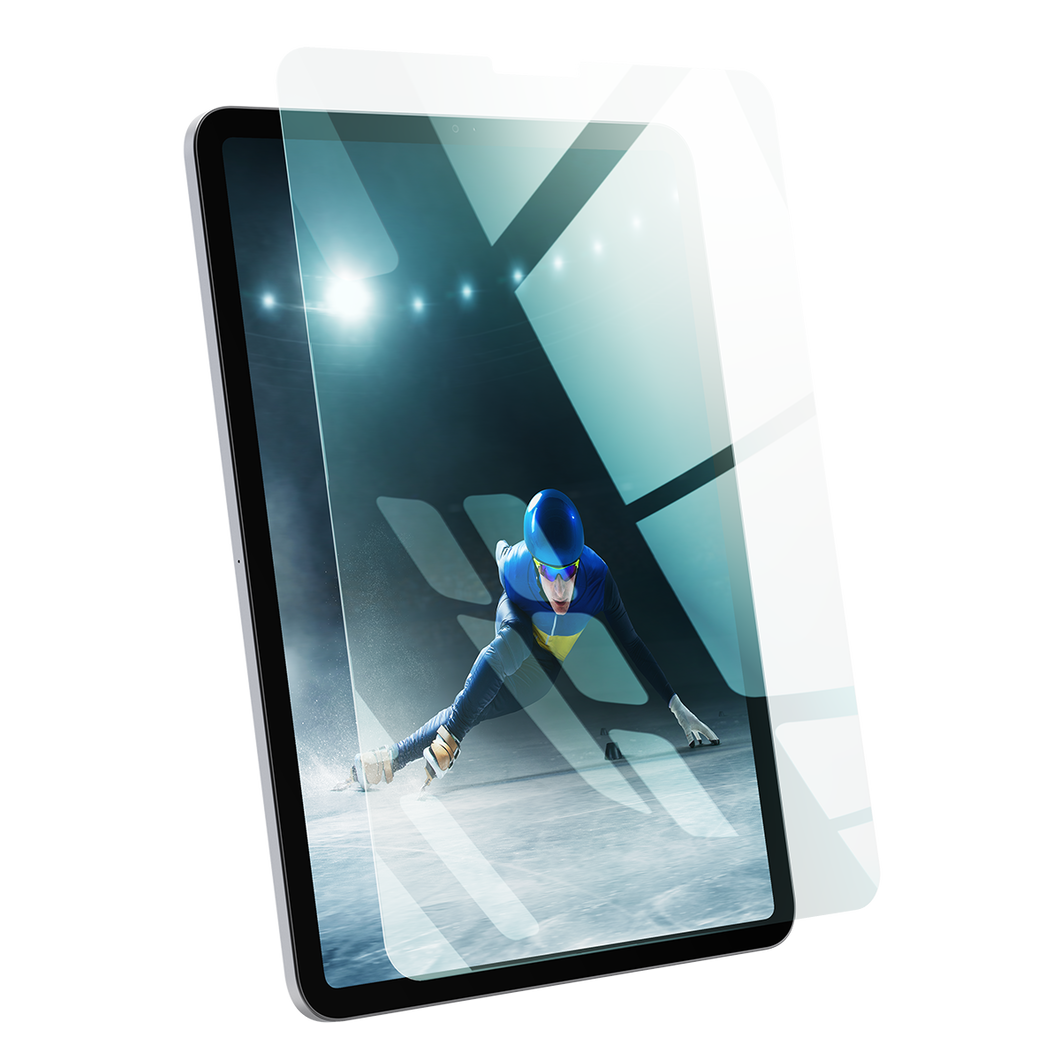 GLACIA Tempered Glass Screen Enhancer for iPad Pro 11