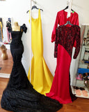 Custom Gown Luxury Designer Experience