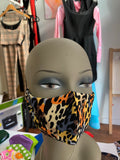 Printed Face Mask (washable, reusable)