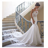 Rylee Mermaid Wedding Gown