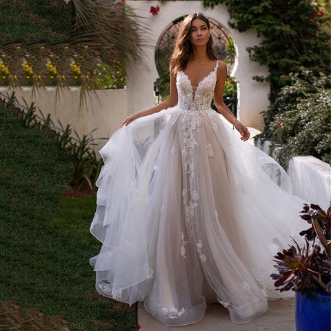 Heavenly Wedding Gown