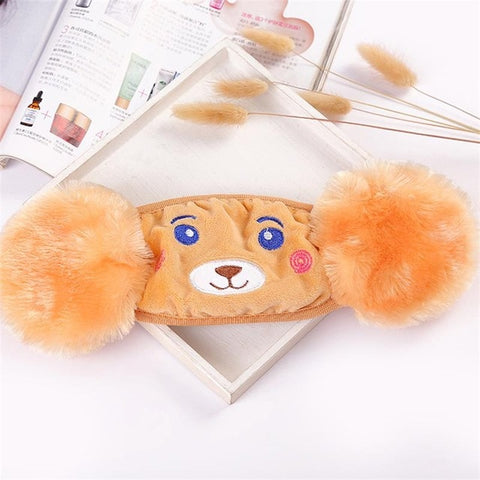 Plush Winter Face Mask