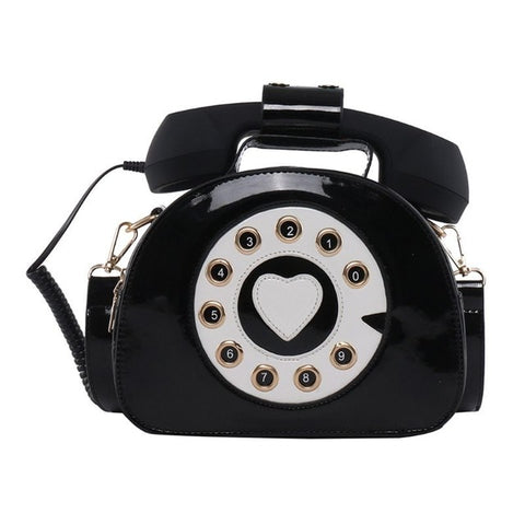 Telephone Purse Clutch