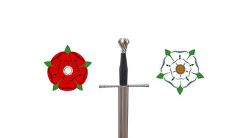 Swords and Weapons from the War of the Roses