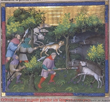 The Noble Tradition of Boar Hunting