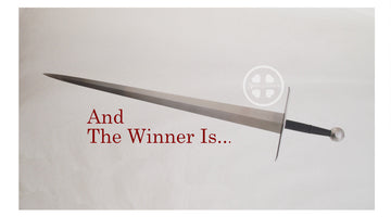 Leeds Castle Sword Winner