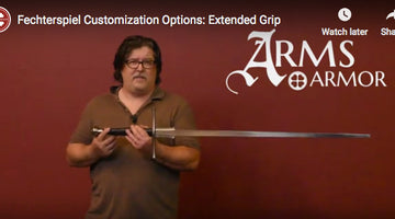 Fechterspiel Options - Extended Grip Video