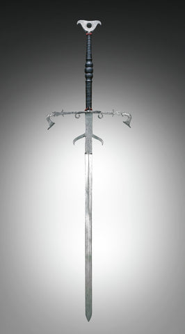 Two-Handed Sword of the State Guard of Julius of Brunswick-Lunüneburg, The Cleveland Museum of Art, Gift of Mr. and Mrs. John L. Severance 1916.1508