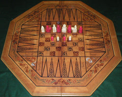 Delux gaming board from McGregor Games