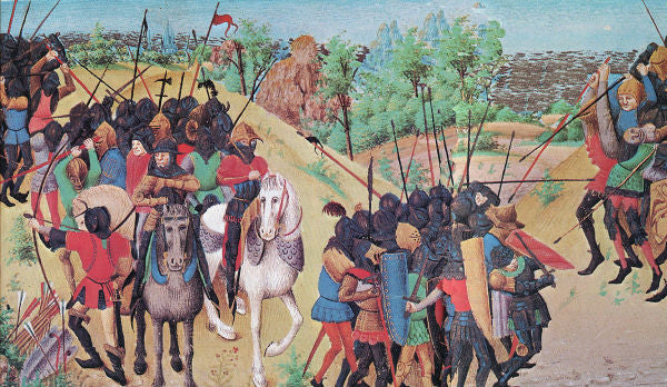 Battle during the War of the Roses