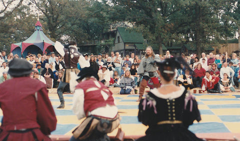 Minnesota Renaissance Fair Combat Chess 1989