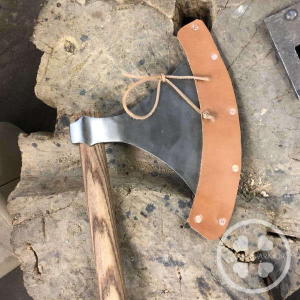 Dane War Axe with Edge cover